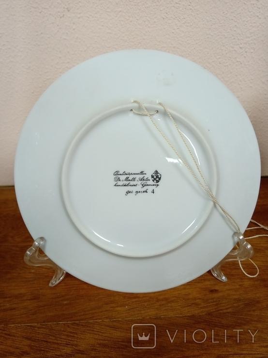 Настенная тарелка (Германия), фото №3