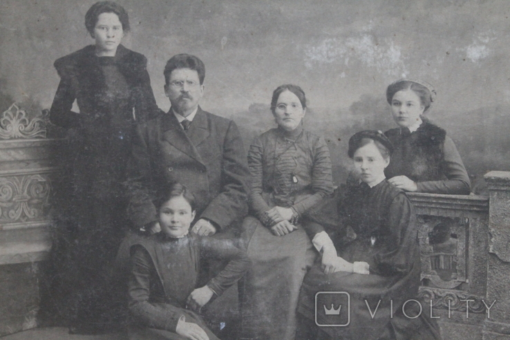 Семейное фото 1912 год, фото №3