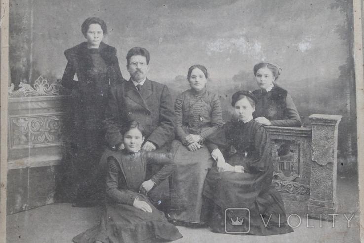 Семейное фото 1912 год, фото №5