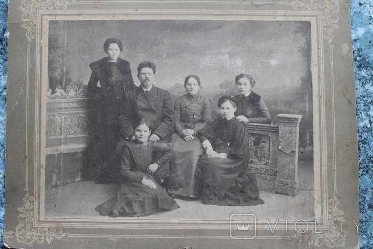 Семейное фото 1912 год, фото №6