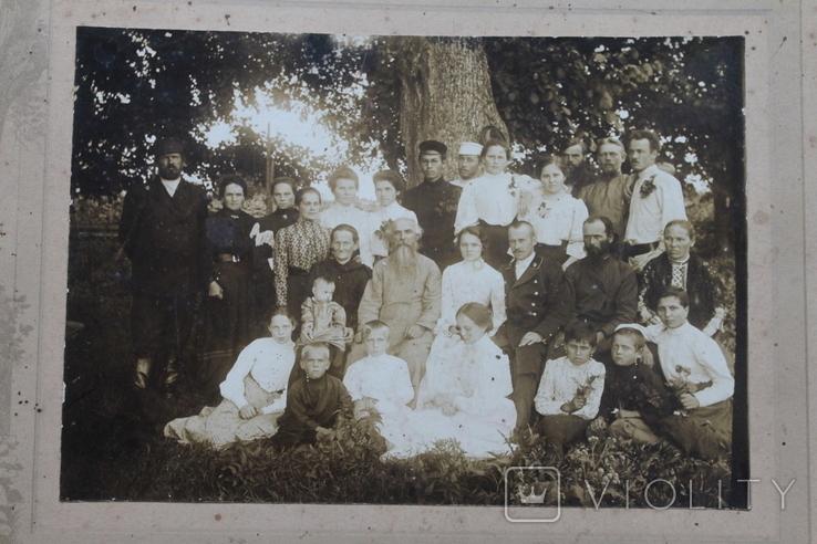 Семейное фото 1907 год, фото №4