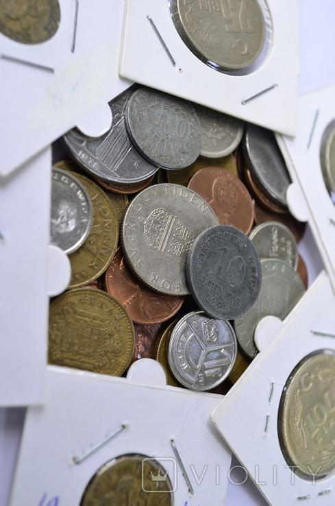 Монети Європи (холдери) 42 штук №4, фото №6