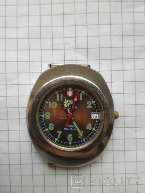 Часы Swiss military jowissa реплика?*, фото №2
