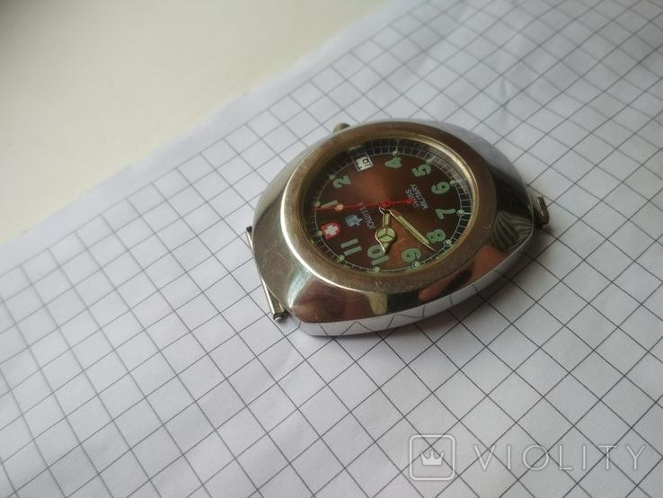 Часы Swiss military jowissa реплика?*, фото №5