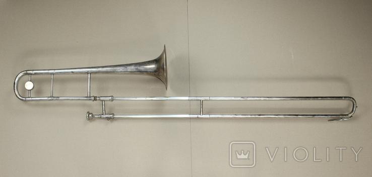 Тромбон WELTKLANG, фото №3