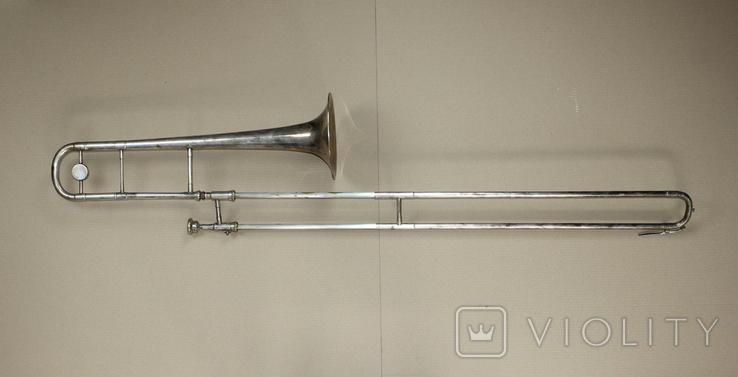 Тромбон WELTKLANG, фото №4