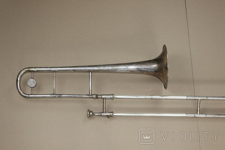 Тромбон WELTKLANG, фото №5