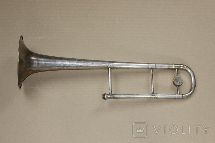 Тромбон WELTKLANG, фото №9