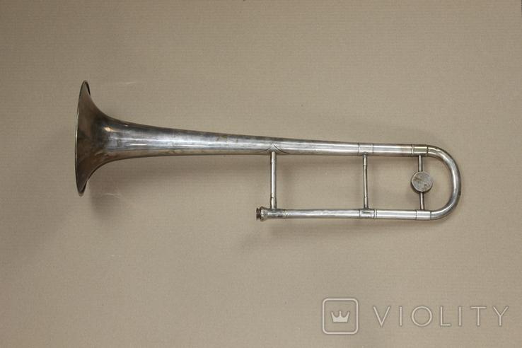 Тромбон WELTKLANG, фото №10