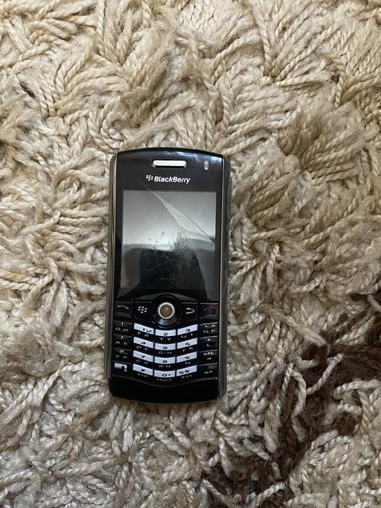 Робочий BlackBerry 8130 lock, фото №2