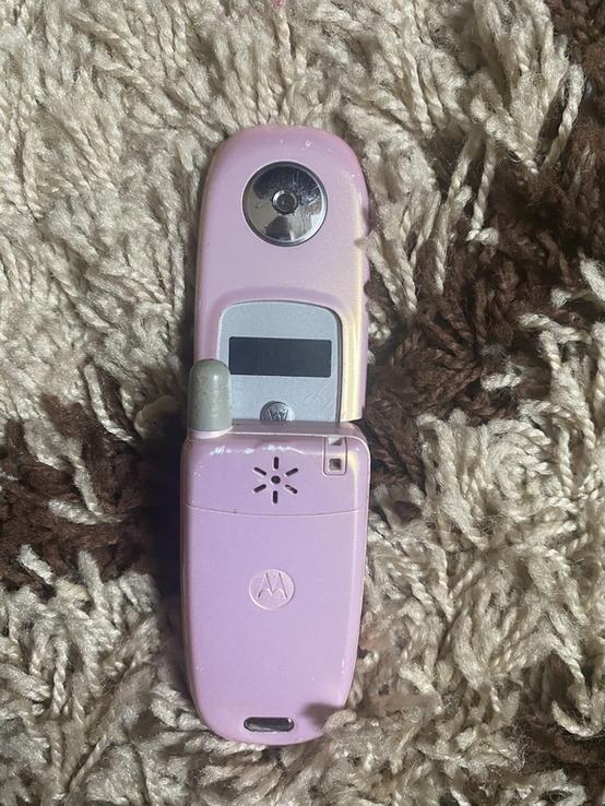 Жабка Motorola V220 робоча, фото №4