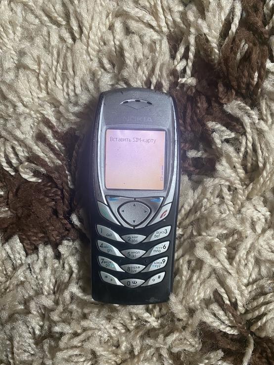 Nokia 6100 робоча повністю, фото №2