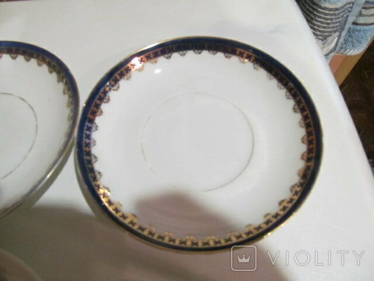 Посуда Гарднер и бонус тарелка, фото №4