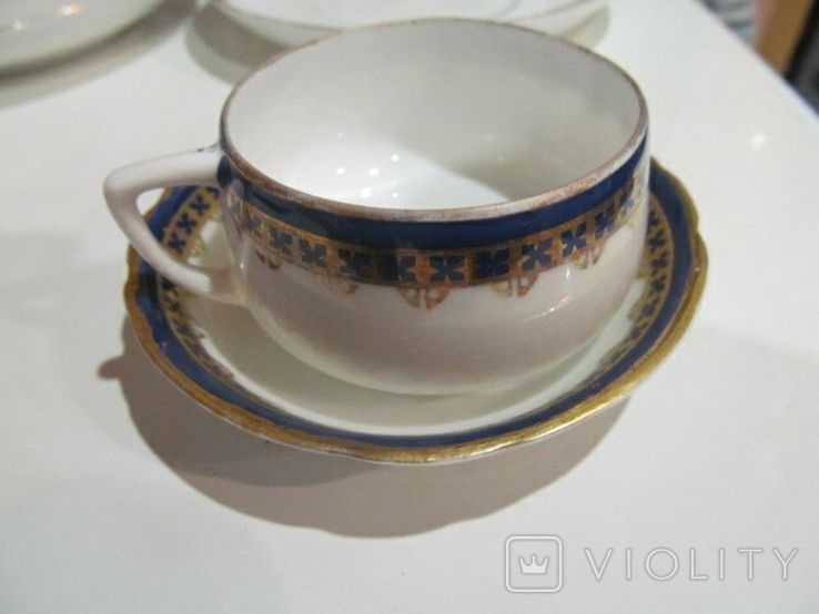 Посуда Гарднер и бонус тарелка, фото №5