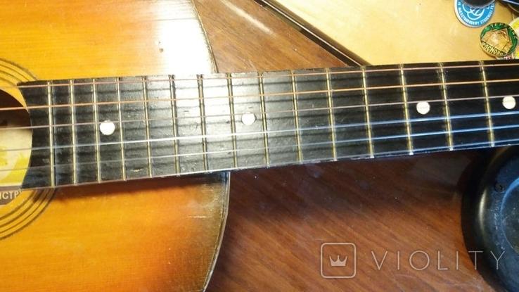 Гитара (классическая учебная, СССР), фото №8