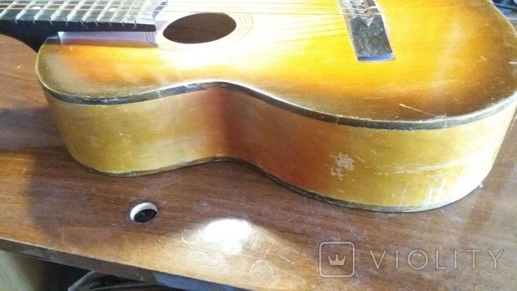 Гитара (классическая учебная, СССР), фото №11