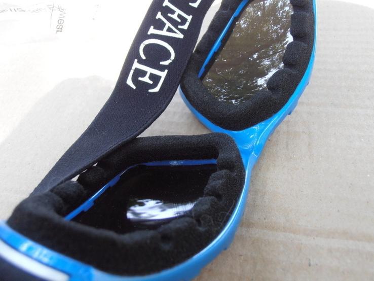 Очки горнолыжние можно для вело-мото., фото №4