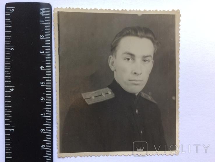 Николай Фомин. Погиб в числе первых при форсировании Днепра., фото №2