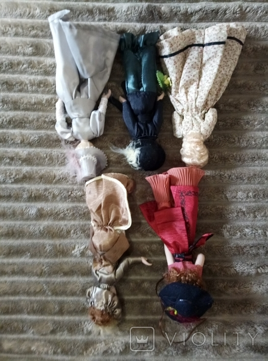 Фарфоровые куклы (Дама эпохи. Моя коллекция кукол), фото №3