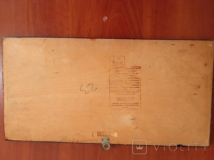 Чеканка деревянная Драчинская фабрика, фото №4