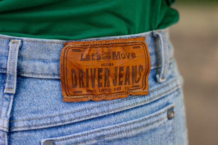"Джинсы Skinny ""Driver Jeans"", фото №5"