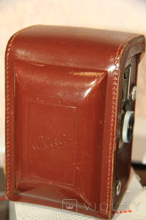 Фотокамера WELTA Weltaflex(Rectan 3.5/75mm), фото №3