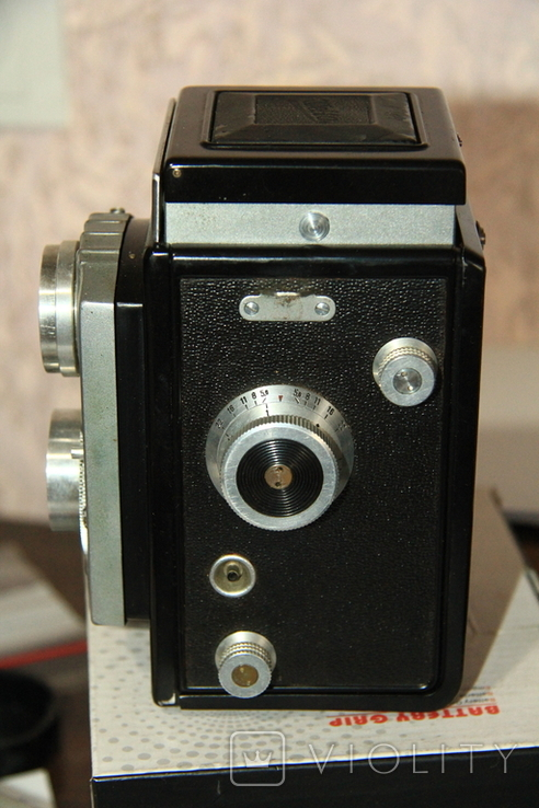 Фотокамера WELTA Weltaflex(Rectan 3.5/75mm), фото №6