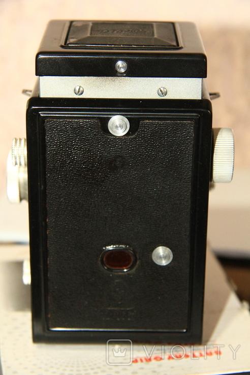Фотокамера WELTA Weltaflex(Rectan 3.5/75mm), фото №7
