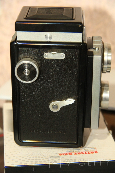 Фотокамера WELTA Weltaflex(Rectan 3.5/75mm), фото №8