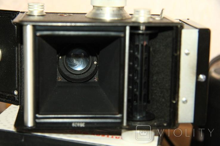 Фотокамера WELTA Weltaflex(Rectan 3.5/75mm), фото №9