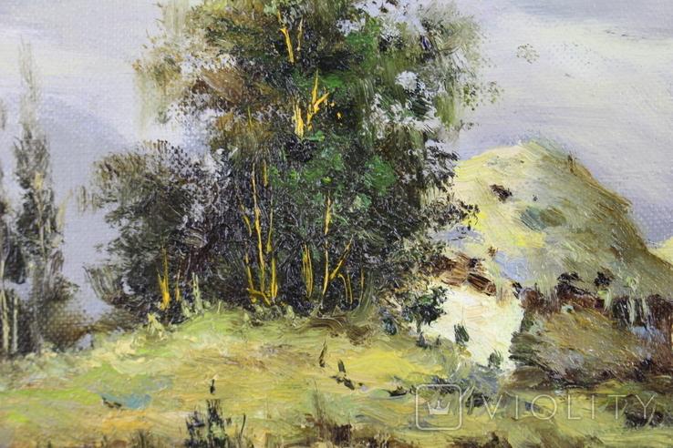 Рідна хата М.Луговенко 1999р., фото №4