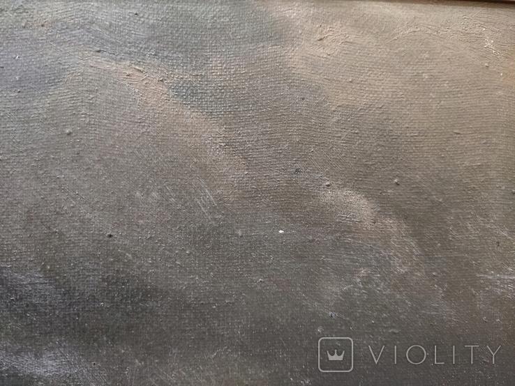 Старинная картина,пейзаж, фото №10