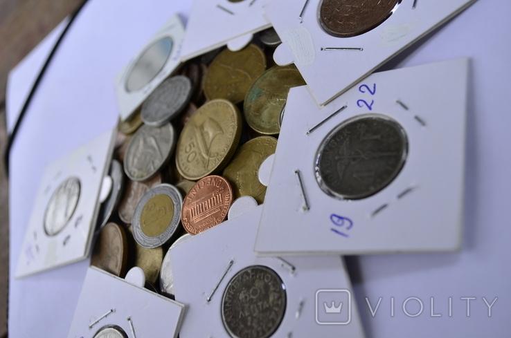 Монети Європи (холдери) 76 штук №6, фото №6