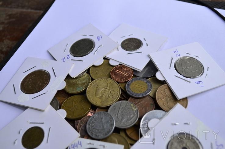 Монети Європи (холдери) 76 штук №6, фото №8