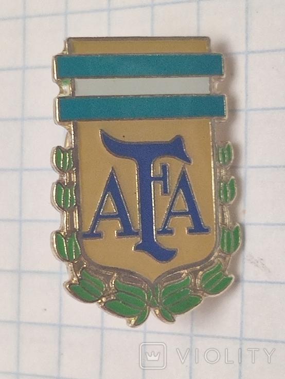 Футбол. Ассоциация Футбола Аргентины.2006 год(ЧМ в Германии), фото №2