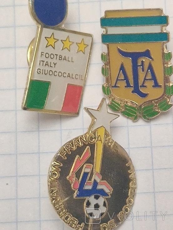 Футбол. Федерации Футбола Италии,Франции,Аргентины.2006 год(ЧМ в Германии), фото №2