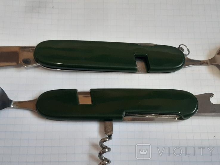 Нож вилка ложка, фото №7