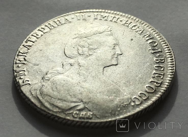 1 рубль 1777 года., фото №3