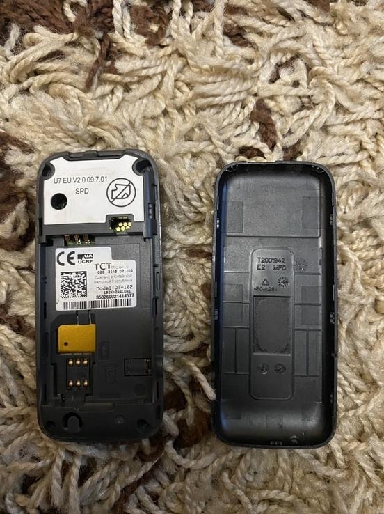 Телефон Alcatel OT 102, фото №4