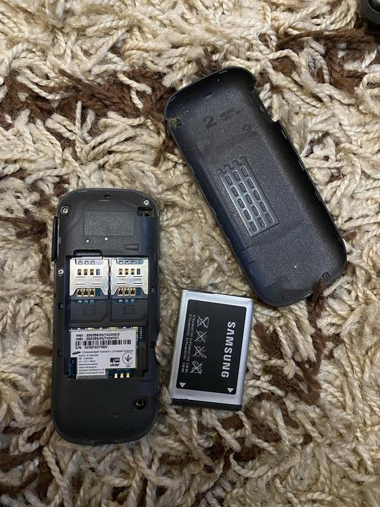 Телефон Samsung Duos E1202i, фото №4