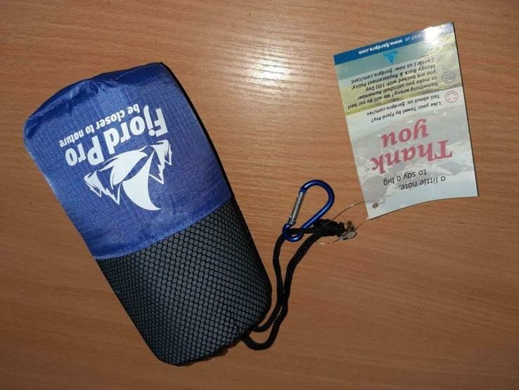 Набор полотенец из микрофибры Fjord Pro, фото №4