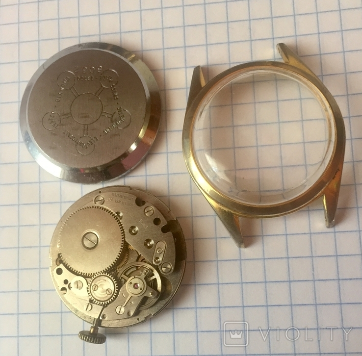Швейцарские часы SPLENDEX, фото №7