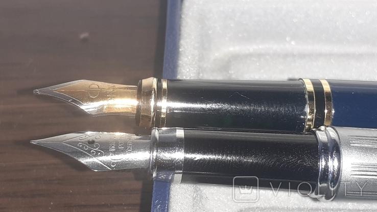 Чернильные ручки набор в футляре, фото №8