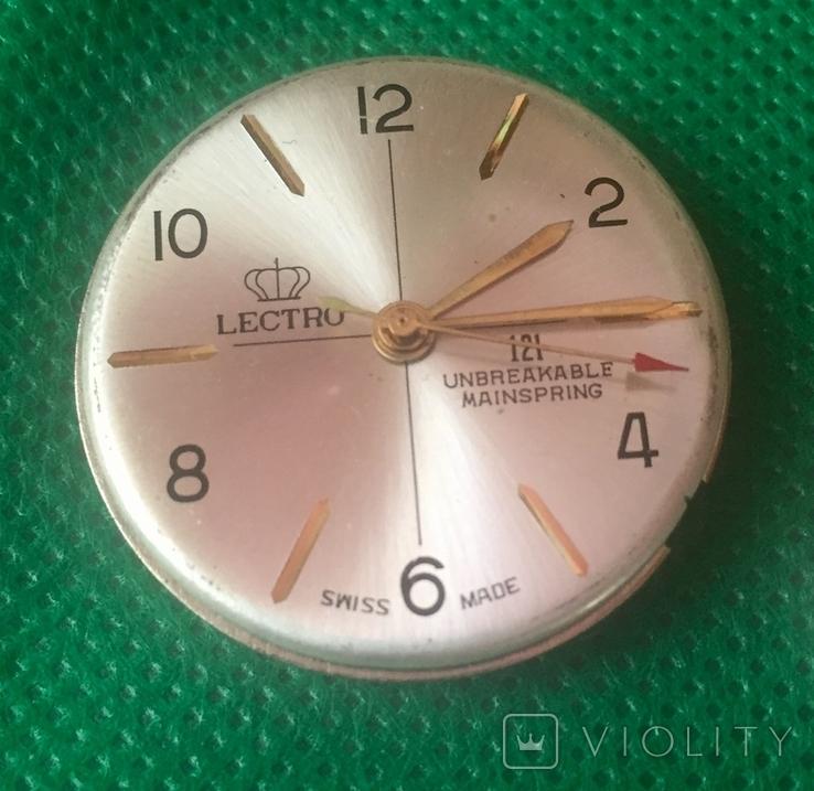 Швейцарские часы LECTRO, фото №7