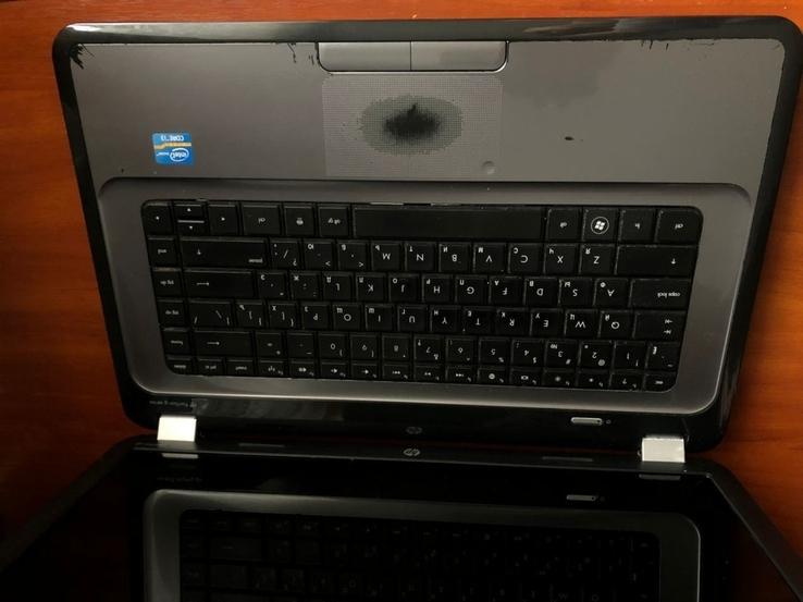 Ноутбук HP G6 1261er i3 4/320gb, фото №3