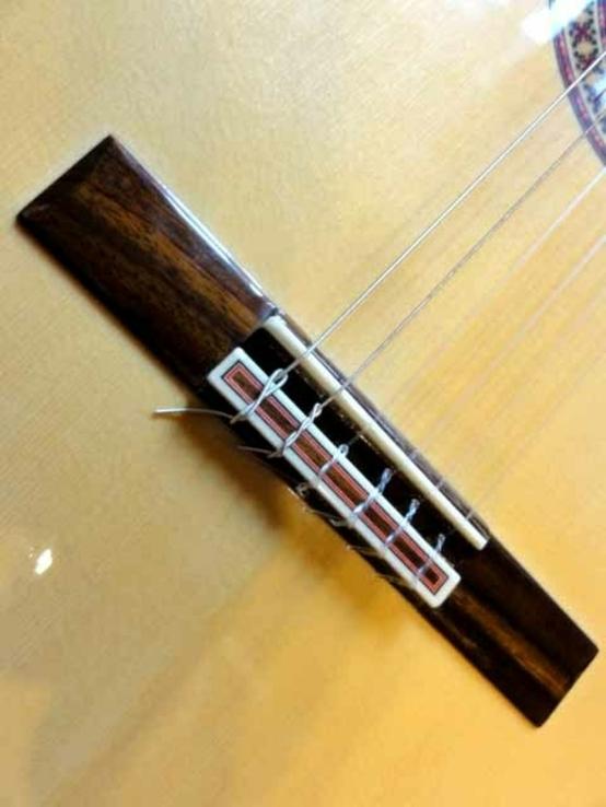 Классическая гитара Manuel Rodriguez D Rio в подарок чехол ROCKBAG RB20508B Deluxe, фото №4