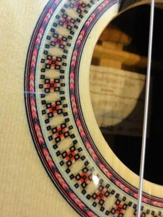 Классическая гитара Manuel Rodriguez D Rio в подарок чехол ROCKBAG RB20508B Deluxe, фото №5