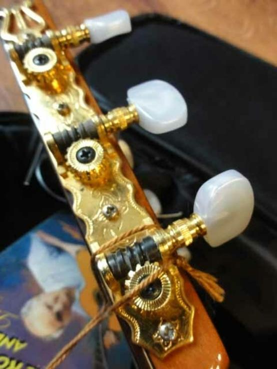 Классическая гитара Manuel Rodriguez D Rio в подарок чехол ROCKBAG RB20508B Deluxe, фото №8