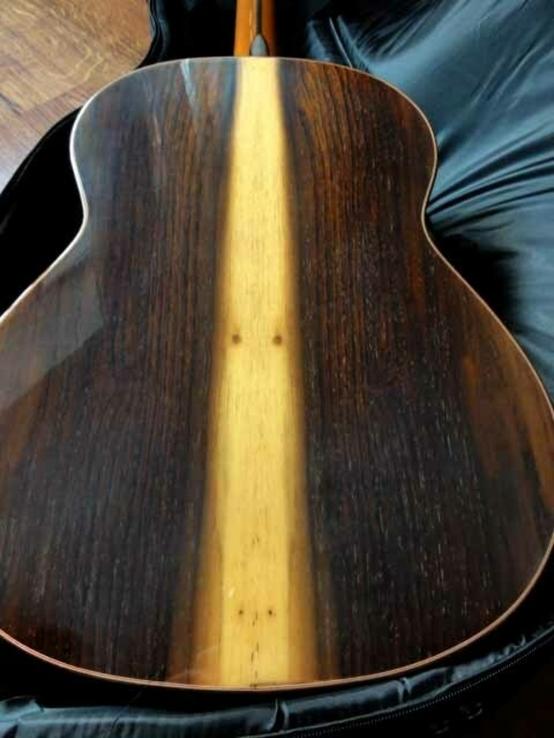 Классическая гитара Manuel Rodriguez D Rio в подарок чехол ROCKBAG RB20508B Deluxe, фото №9