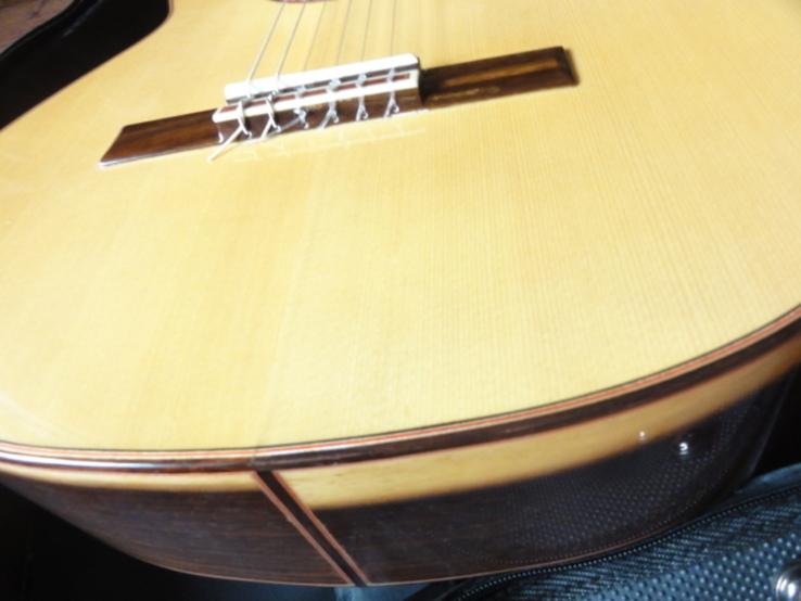 Классическая гитара Manuel Rodriguez D Rio в подарок чехол ROCKBAG RB20508B Deluxe, фото №11